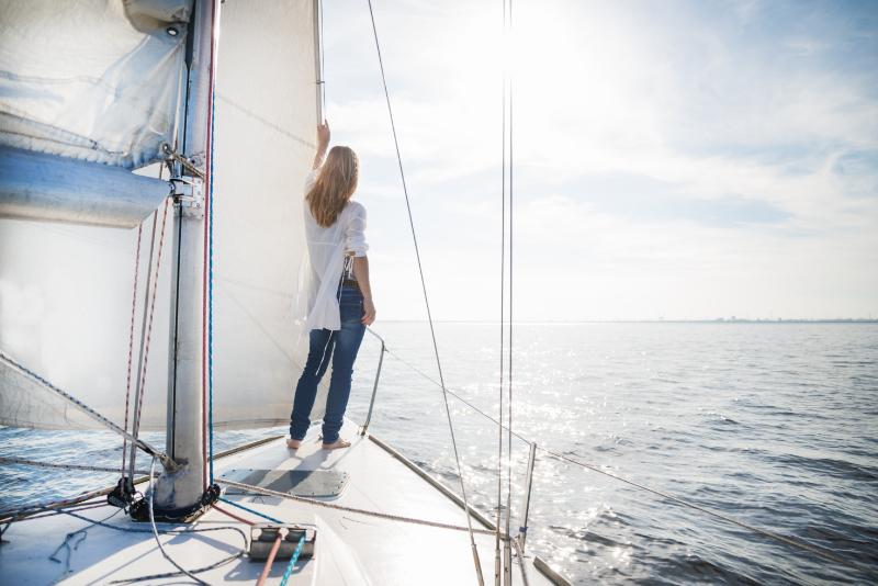 High-Quality Affordable Sailmakers Since 2004 | Island